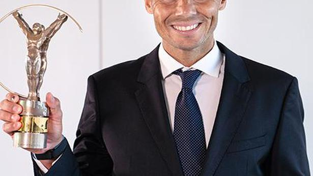 Laureus Awards   Nadal, Osaka take the top honours