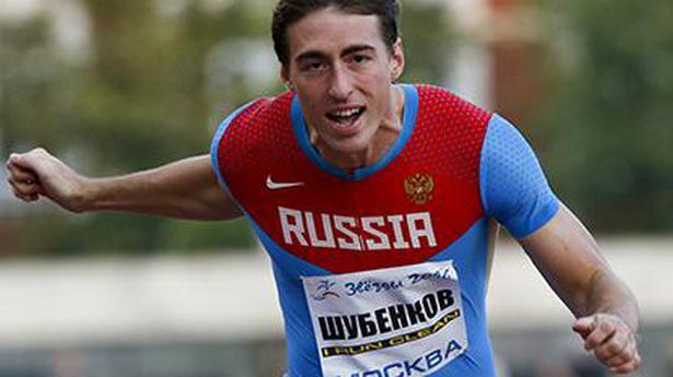 Shubenkov cleared of doping