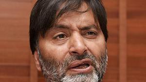 JKLF chief Yasin Malik seriously ill in NIA custody, alleges family