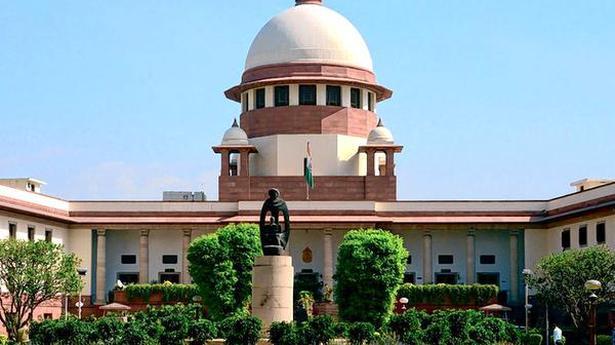 Jaganmohan Reddy vs judges | Justice U.U. Lalit recuses from hearing pleas against Andhra CM, govt - The Hindu