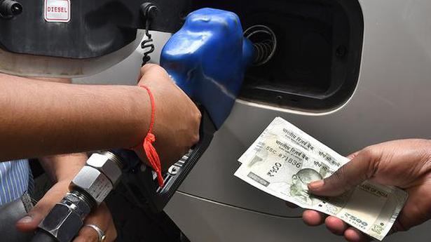 After petrol, diesel at almost ₹ 100-mark in Rajasthan