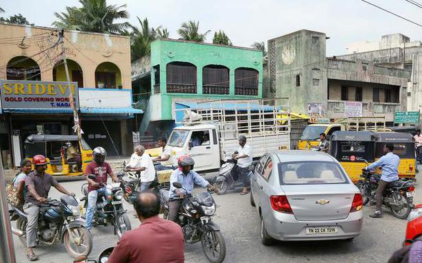 Six new flyovers to ease traffic in city
