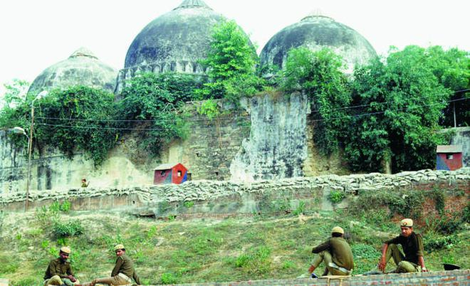 When the last dome fell: a first-person account of the Babri Masjid demolition