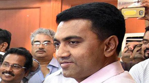 BJP man Pramod Sawant to be Goa's new CM: Sources