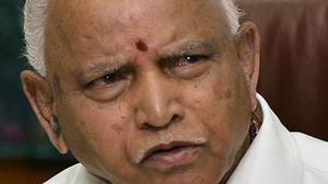 Karnataka CM meets Amit Shah, seeks ₹2,000 crore for flood relief