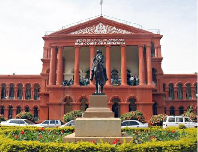 Image result for Karnataka High Court seeks report on norms followed in release of 42 convicts on parole,