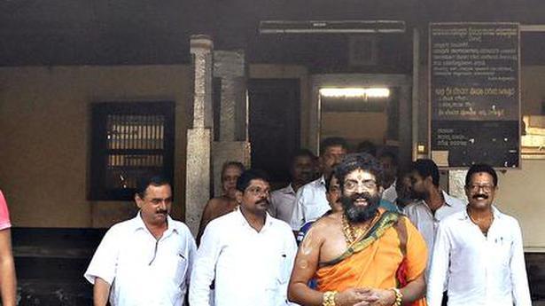 Vidente todavía espera BJP para darle boleto - El Hindú 1