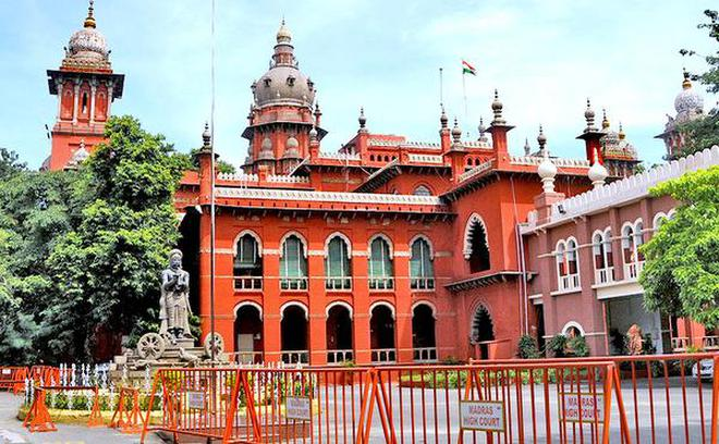 Image result for chennai high court