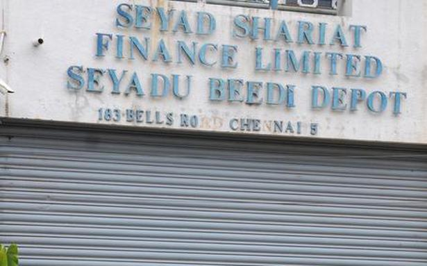 I-T officials search Seyad Group offices