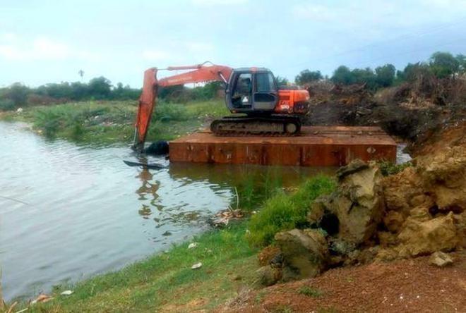 ચોમાસા પહેલા રાજ્યના 10,000 તળાવોને ઉંડા કરાશે