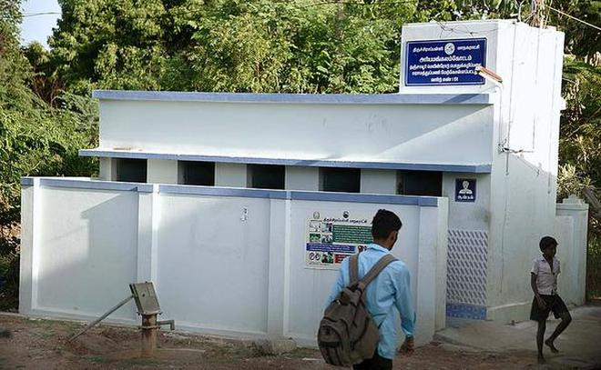 The new toilets will also have an ATM and a cabin for medical check-up.M_Moorthy