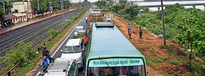 NHAI plans new four-lane highway between Tiruchi and Karur