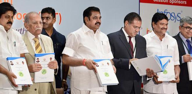 Tamilnadu Govt to sign MoU in Global Investors Meet