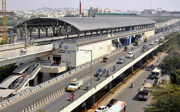Hyderabad Metro open to public from Nov 28 evening