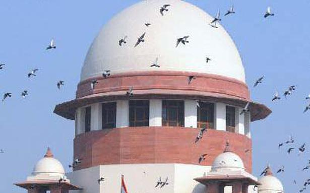 Supreme Court defers listening to of problem to T.N.'s 69% quota