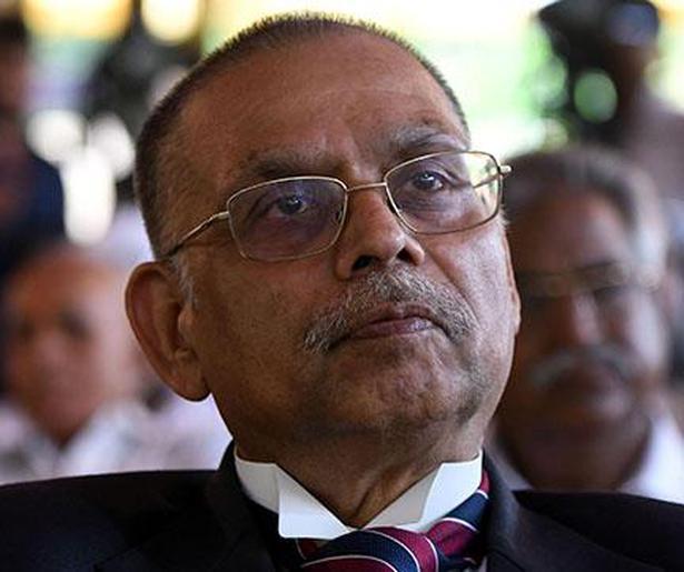 Justice Ashok Bhushan