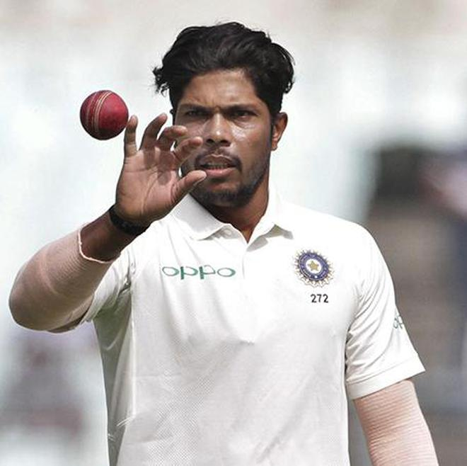 Umesh Yadav replaces injured Shardul Thakur in ODI squad