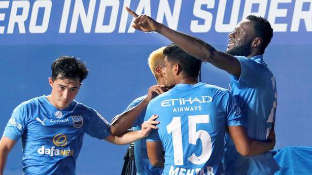 ISL | It's advantage Mumbai