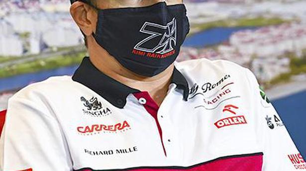Dutch GP | Raikkonen tests positive for COVID-19