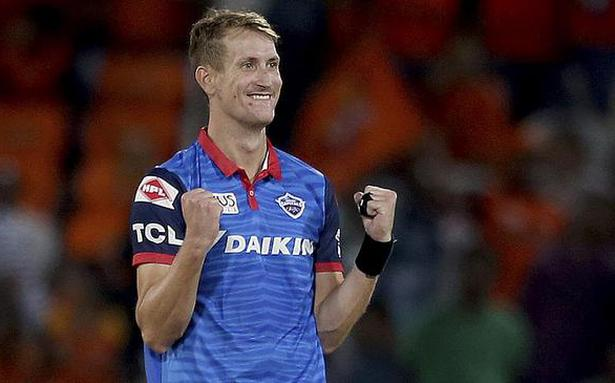IPL Auction   Chris Morris goes to Rajasthan Royals for highest bid for overseas player