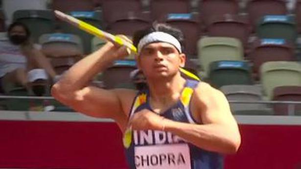 Neeraj Chopra eclipses his competitors at the Tokyo Olympics